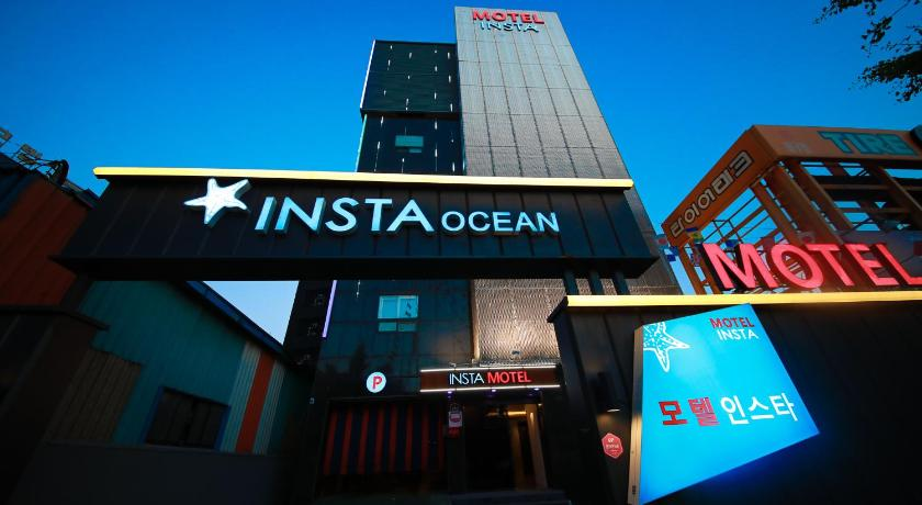 Best time to travel South Korea Insta Motel