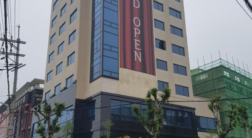 Best time to travel Ansan Rosabell Hotel