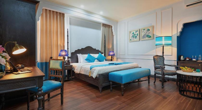 Best time to travel Haiphong Manoir Des Arts Hotel