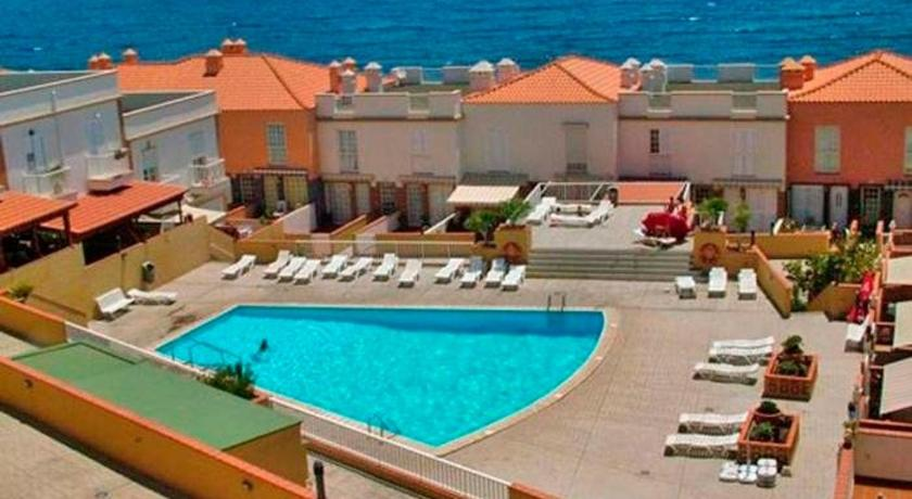 Best time to travel Tenerife Apartment mit Pool Candelaria - F3659 - [#92261]