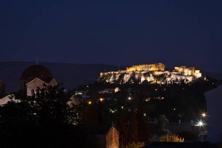Best time to travel Athens 5* Penthouse Acropoli View Loft
