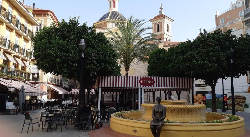 Best time to travel Murcia Ananda