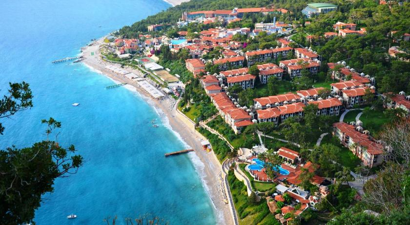 Best time to travel Ölüdeniz Liberty Hotels Lykia