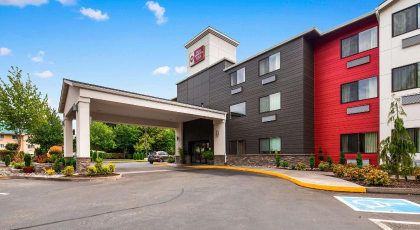 Best time to travel United States Best Western Plus Portland Airport Hotel & Suites