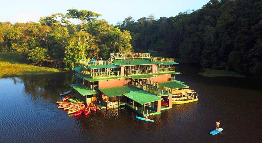 Best time to travel Chilibre Jungle Land Panama Floating Lodge - All Inclusive