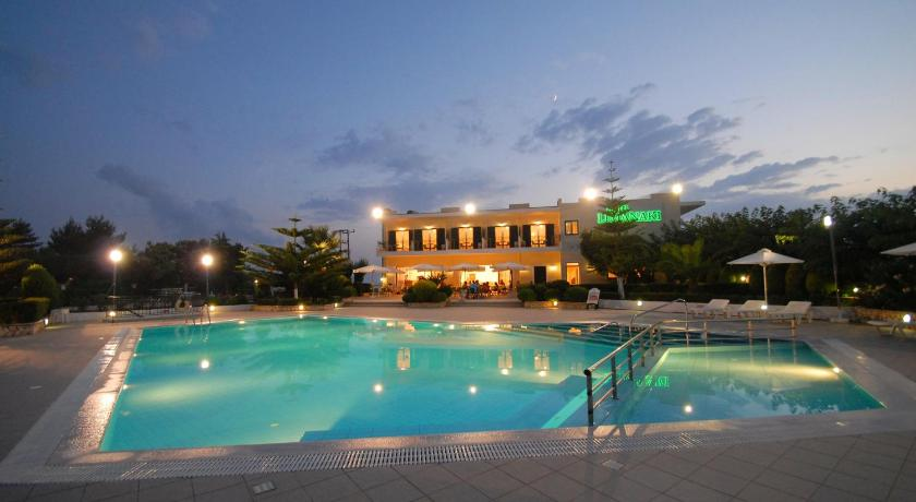 Best time to travel Greece Limanaki Hotel