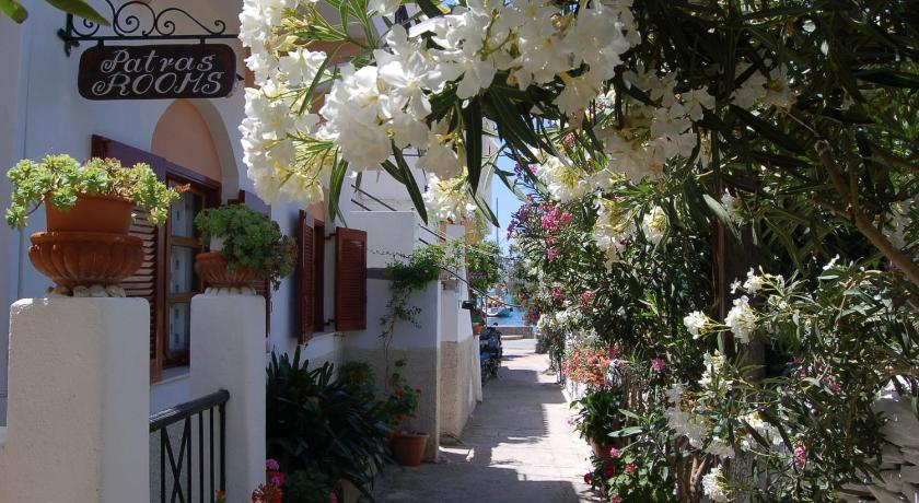 Best time to travel Patmos Patras Rooms