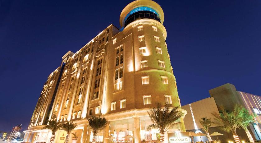Best time to travel Doha Millennium Hotel Doha