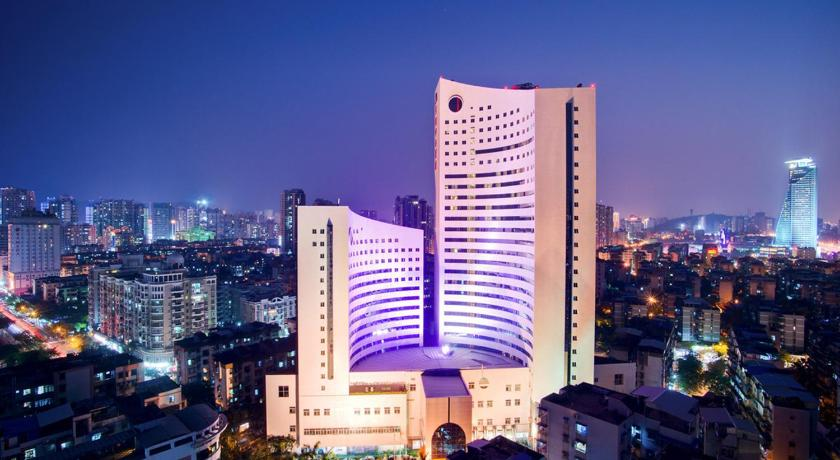 Best time to travel China Jingmin Central Hotel Xiamen