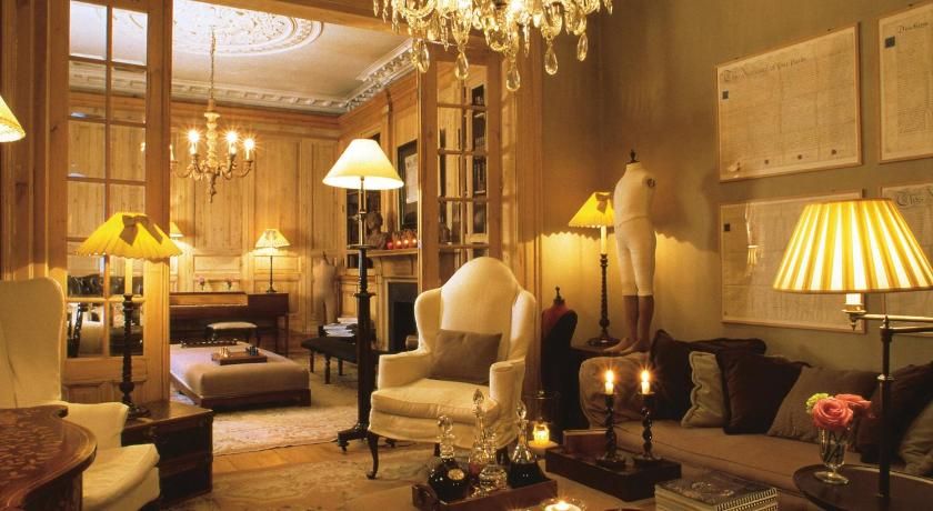 Best price on the pand hotel small luxury hotels of the for Best small luxury hotels of the world