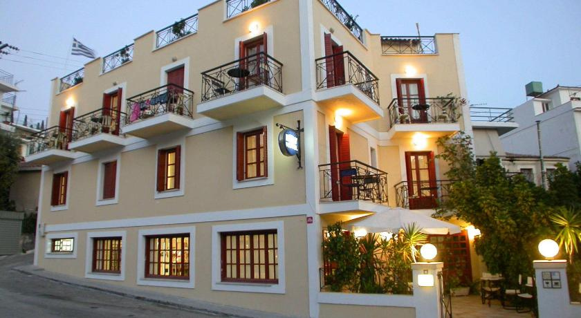 Best time to travel Greece Emily Hotel