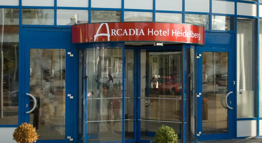 Best time to travel Germany Arcadia Hotel Heidelberg