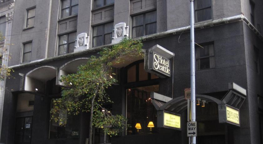 Best Price on Hotel Seattle in Seattle WA  Reviews