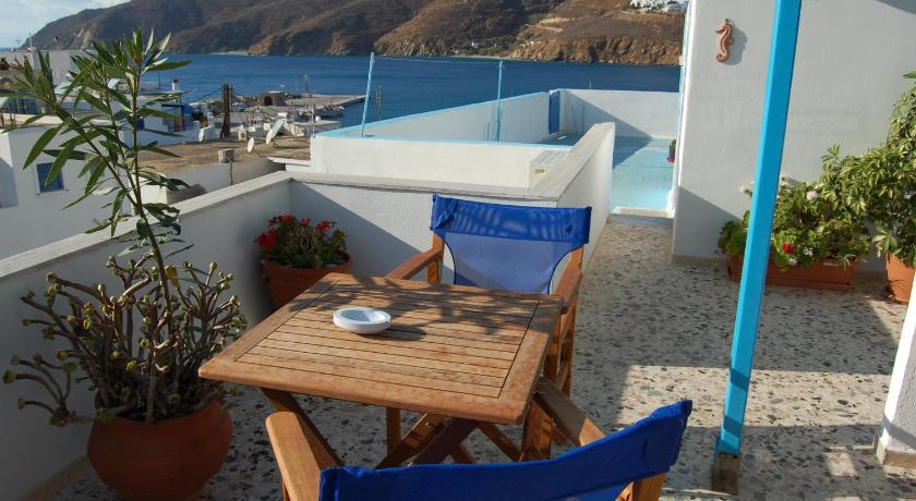 Best time to travel Patmos Aegeon Pension