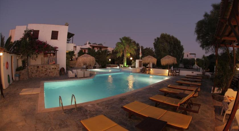 Best time to travel Naxos Summerland Holiday's Resort