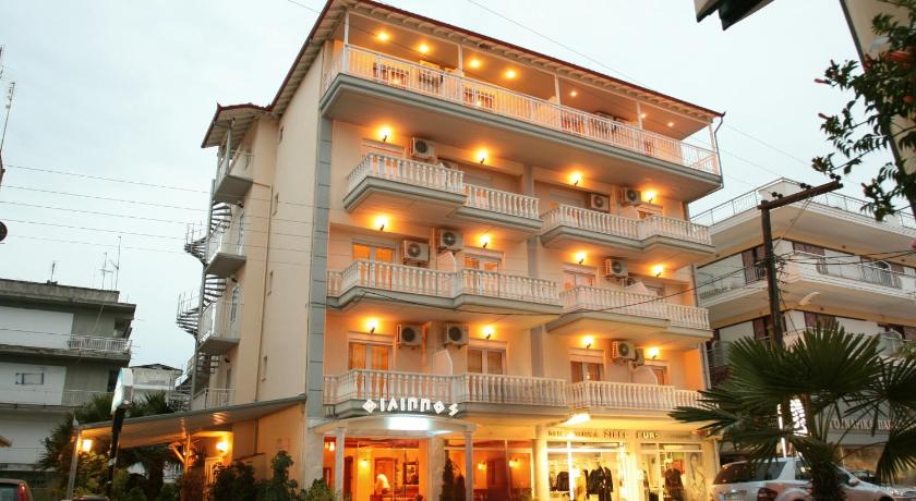 Best time to travel South Macedonia Philippos Hotel