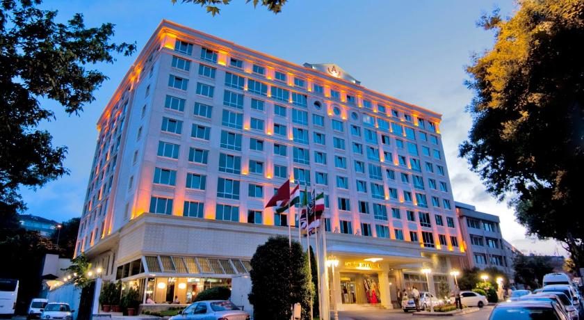 Best time to travel Istanbul Akgun Istanbul Hotel
