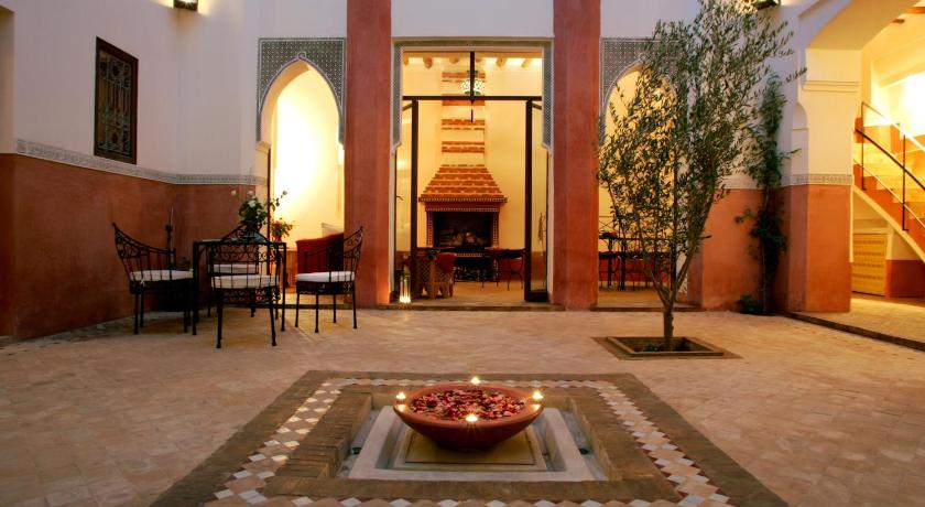 Best time to travel Morocco Riad Soumia