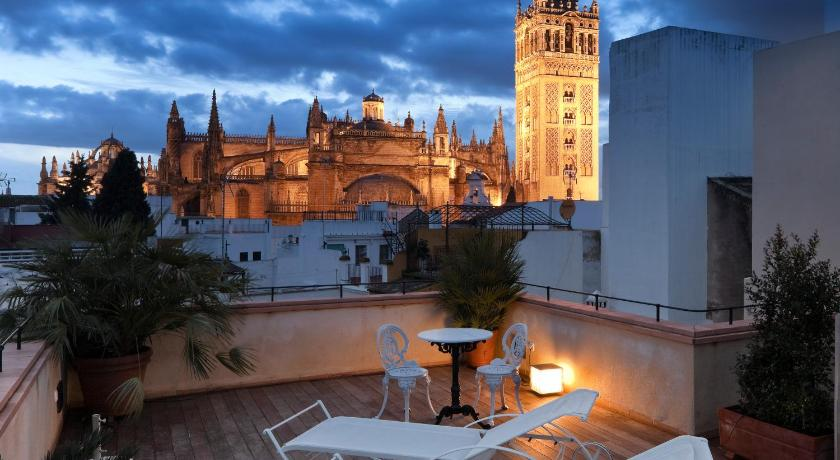 boutique hotels sevilla  457