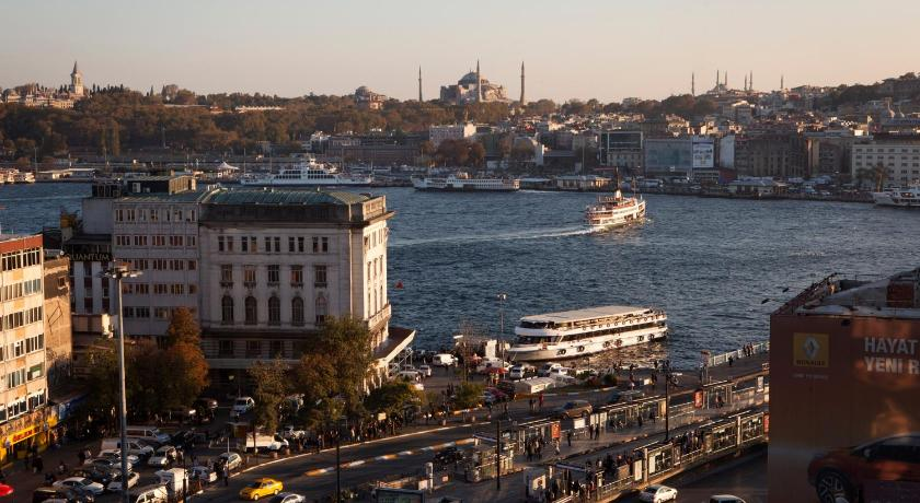 Best time to travel Istanbul Vault Karakoy The House Hotel