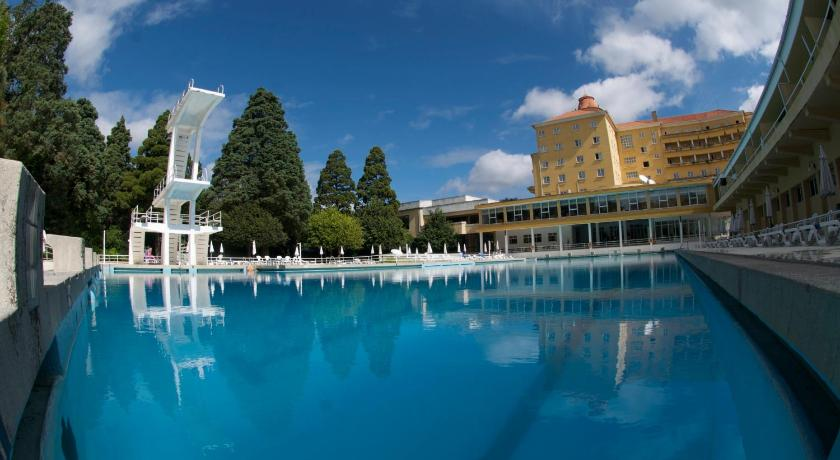 Best time to travel Portugal Grande Hotel De Luso