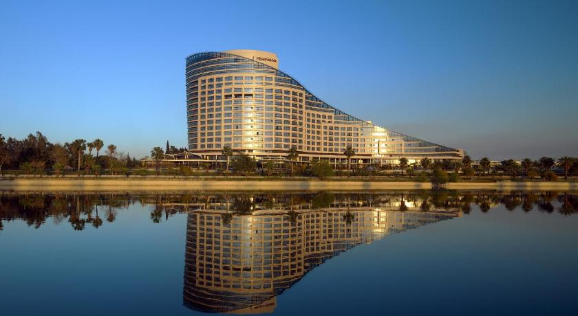 Best time to travel Turkey Sheraton Grand Adana