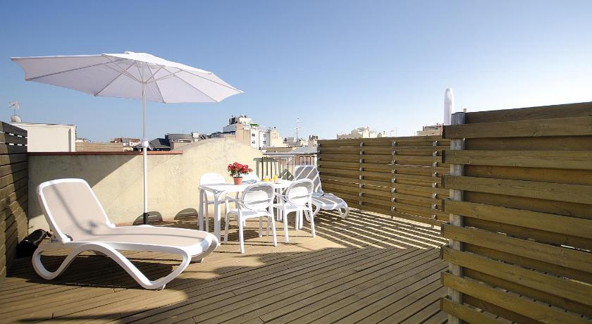 Friendly Rentals Deluxe Paseo de Gracia - Barcelona