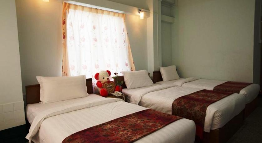Best time to travel Myanmar Gaung Way Hotel