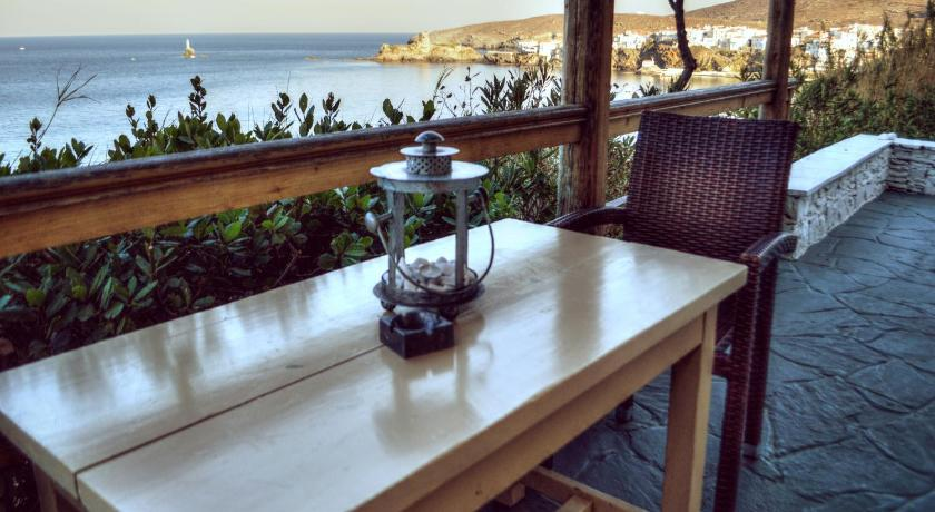 Best time to travel Andros Irene's Villas