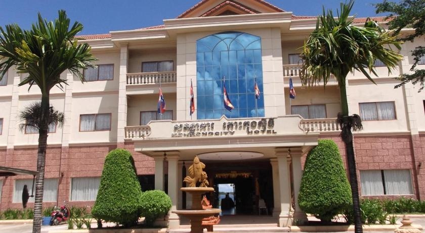 Best time to travel Cambodia Koh Kong City Hotel