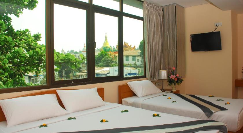 Best time to travel Yangon Pleasure View Hotel