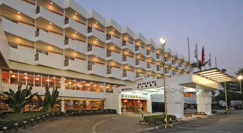 Best time to travel Taiwan Astar Hotel