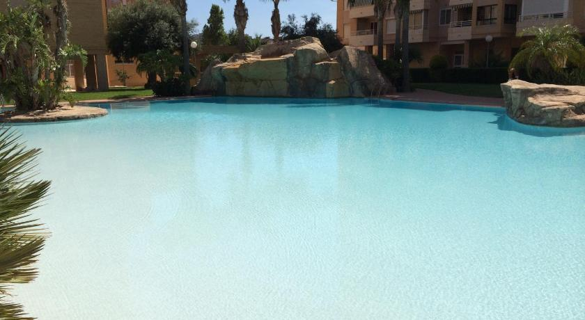 Best time to travel Spain Apartment Bulevar Golf