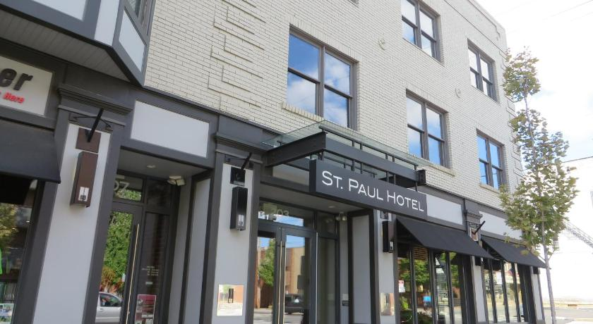 More About St Paul Hotel Wooster