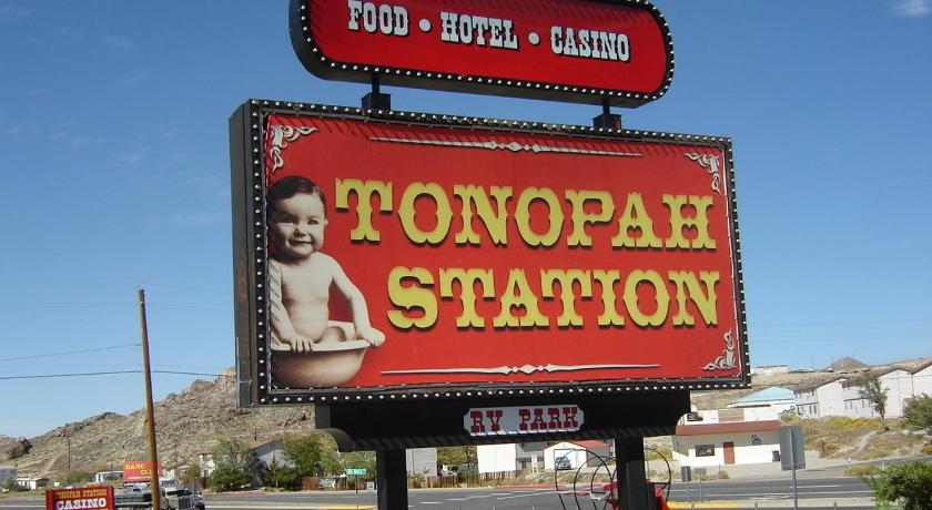More About Tonopah Station Hotel And