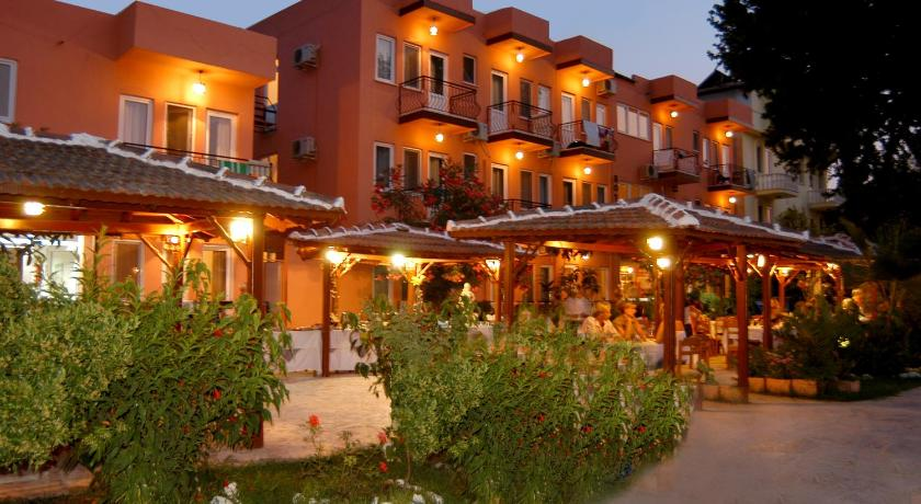 Best time to travel Fethiye Hotel Truva