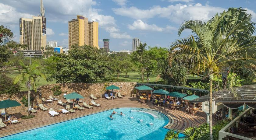 Best time to travel Nairobi Nairobi Serena Hotel