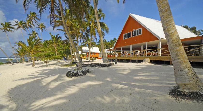 Best Price on SaMoana Beach Bungalows in Salamumu Reviews
