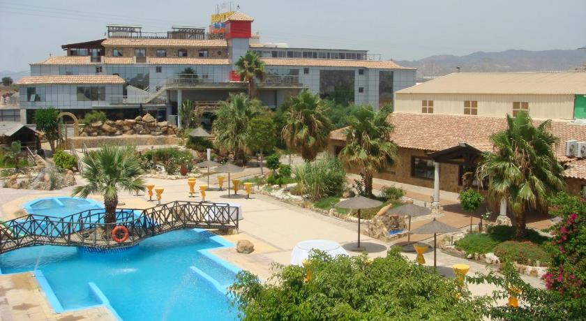 Best time to travel Murcia Aguilas Hotel Resort