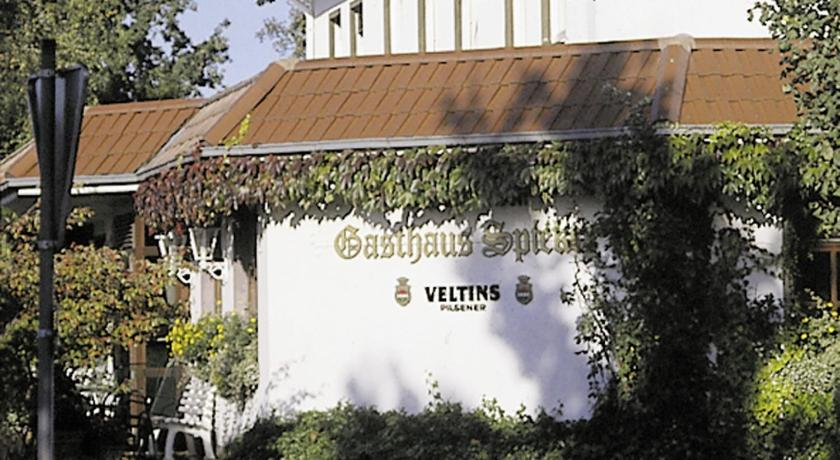 Best time to travel Germany Gasthaus Spieker