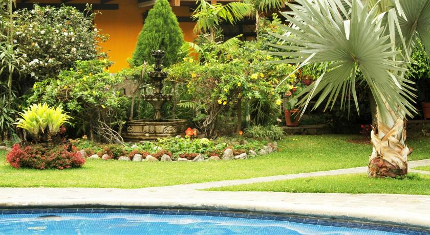 Best time to travel Guatemala Hotel Cacique Inn