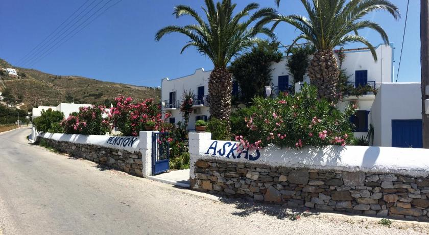 Best time to travel Patmos Pension Askas