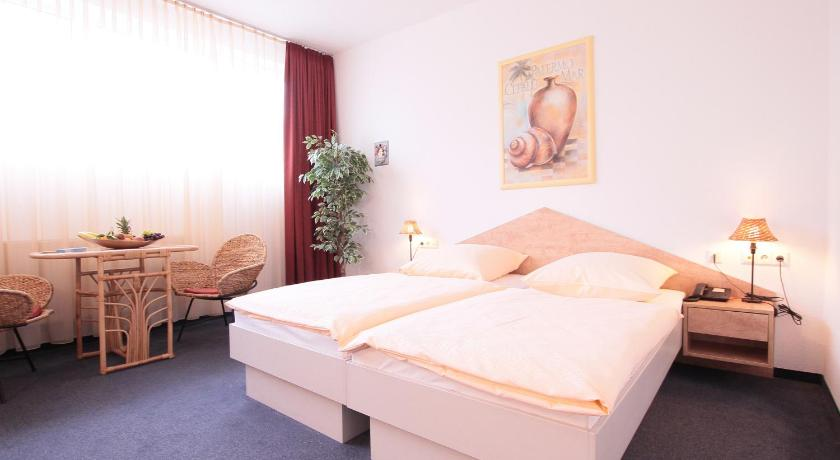 Best time to travel Stuttgart IB Hotel Am Wallgraben