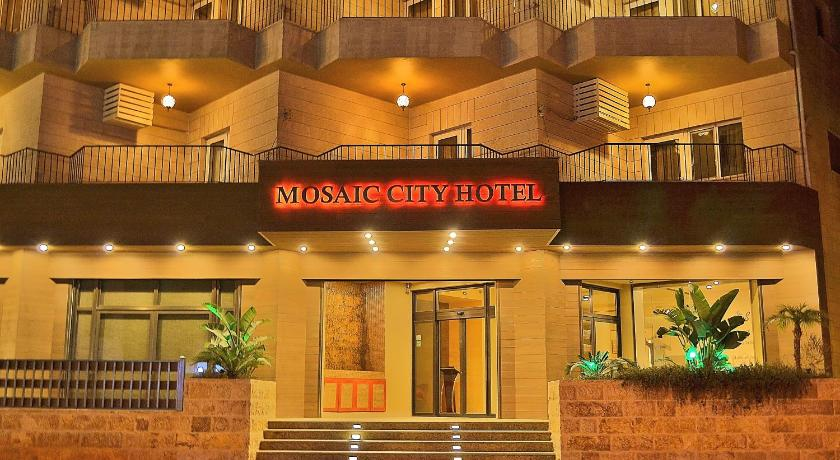 Best time to travel Madaba Mosaic City Hotel