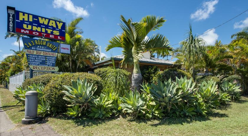 Best time to travel Mackay Hi Way Units Motel