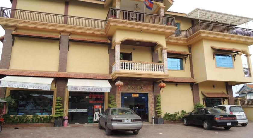 Best time to travel Krong Ta Khmau District Chin Tong Guesthouse & Restaurant