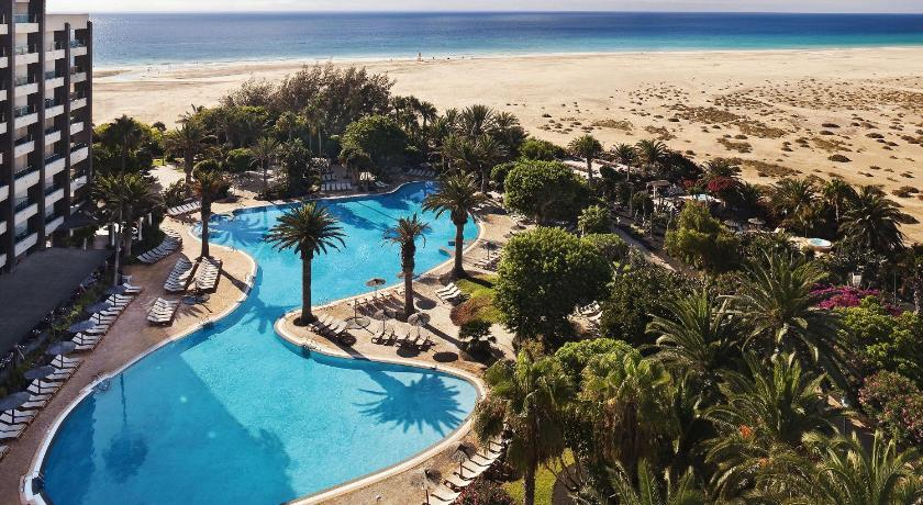 Best time to travel Spain Melia Fuerteventura