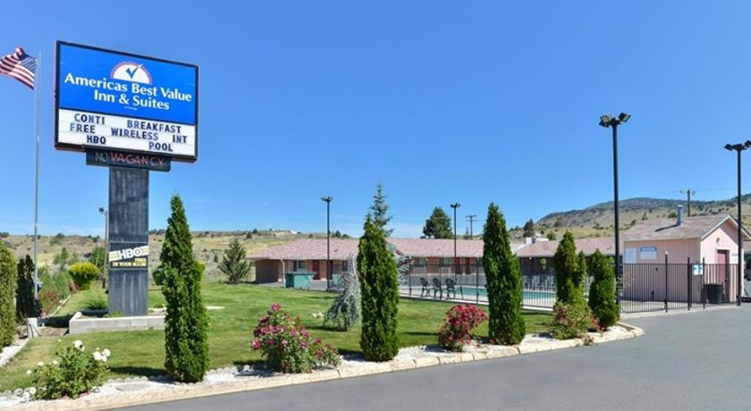 Best time to travel United States Americas Best Value Inn & Suites Klamath Falls