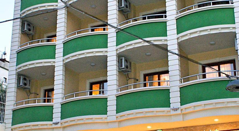 Best time to travel Turkey Green Thermal Hotel
