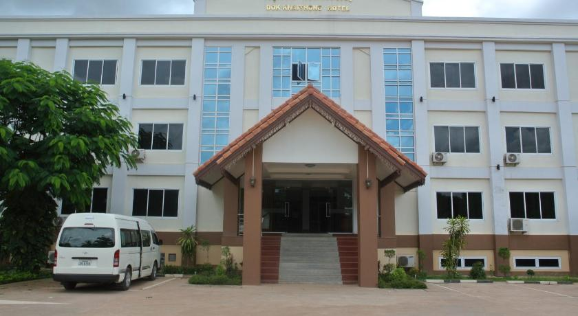 Best time to travel Vientiane Dok Khaithong Hotel